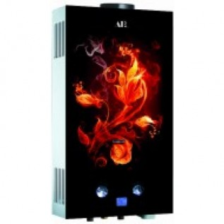 Колонка Power 1-10LT FLOWER FLAME (Огненный цветок)