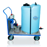 Установка для промывки теплообменника PUMP ELIMINATE 200 PROF V4V