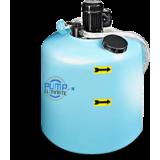 Установка для промывки теплообменника PUMP ELIMINATE 230  DISINCROSTANTE V4V