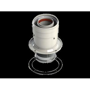 Переходник Ø60/100-80/110 для колонок Bosch Therm 4000 S