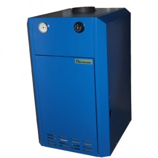 Газовый котел «Печкин» КСГВ-40 (авт. EUROSIT) синий